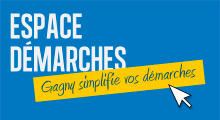 Accéder à l'espace démarches