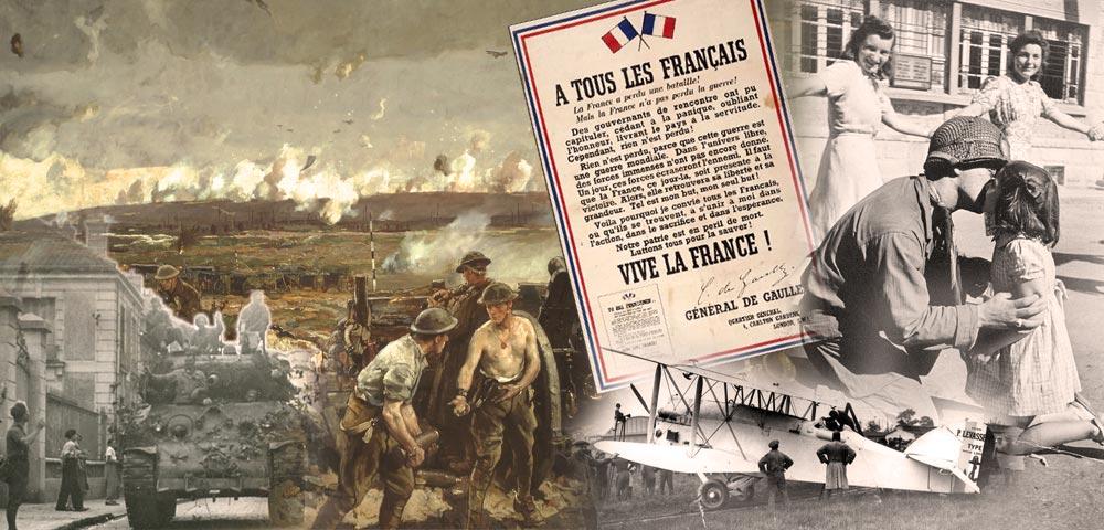 Rencontres pendant la seconde guerre mondiale