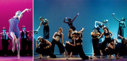 Spectacle Danse Classique Et Jazz